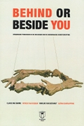 behind or beside you